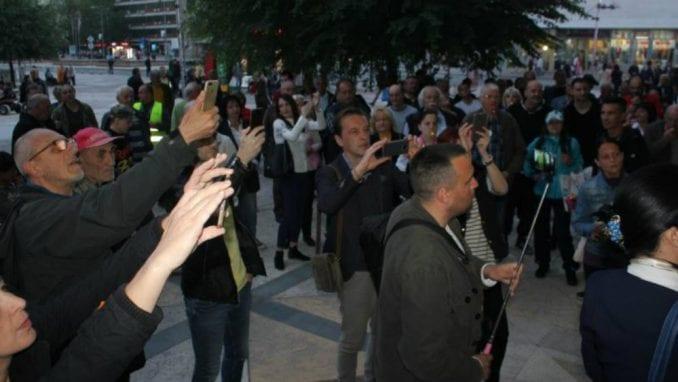 """Protesti """"1 od 5 miliona"""" održani u Kruševcu, Valjevu, Šapcu i Pančevu 1"""