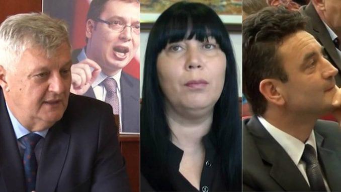 Uhapšeni predsednik i rukovodstvo opštine Požega 1