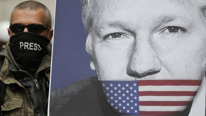 SAD objavile novu optužnicu protiv Asanža 2