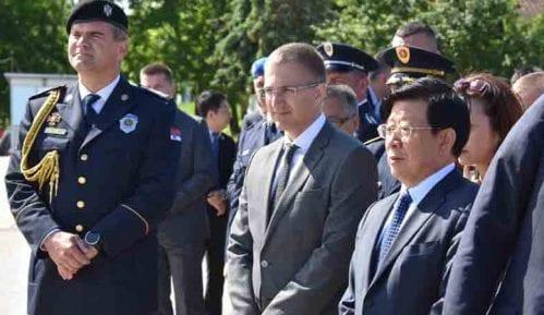 Stefanović i Kedži prisustvovali vežbi SAJ-a 2