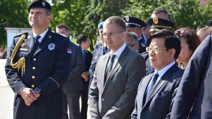Stefanović i Kedži prisustvovali vežbi SAJ-a 1