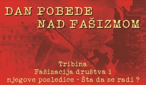 """Tribina """"Fašizacija društva"""" 9. maja u Novom Sadu 2"""