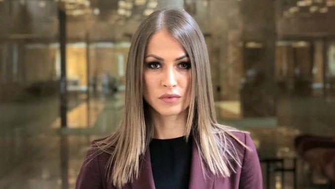"""Dijana Hrkalović sutra svedoči u slučaju """"Potočari"""" 4"""