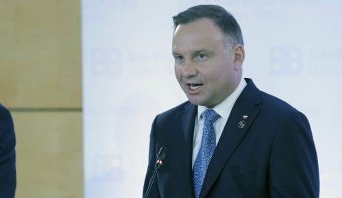 Duda insistira da proširenje EU na Zapadni Balkan bude važno kao i Bregzit 13