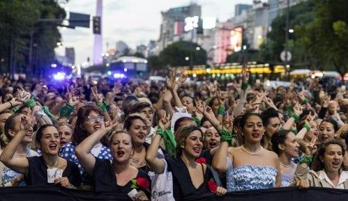 Parada Evita u Buenos Ajresu 5