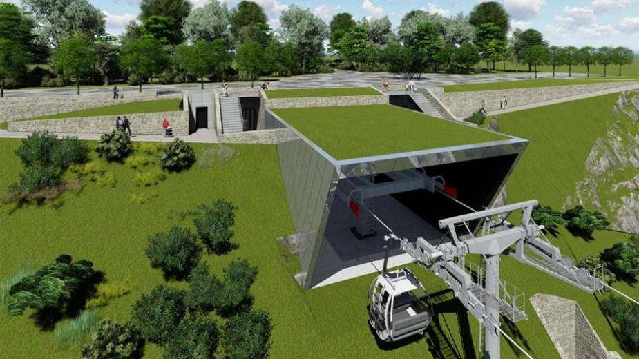 Ministarstvo građevinarstva podnelo tužbu zbog obustave izgradnje gondole 1