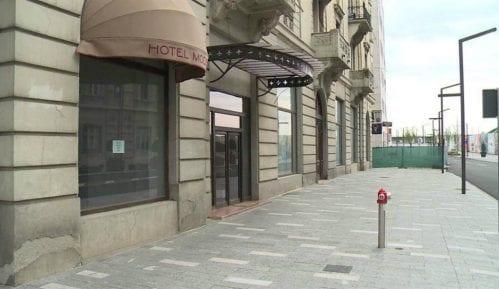 """Stanarima beogradskog hotela """"Bristol"""" danas je ponovo isključena struja 9"""