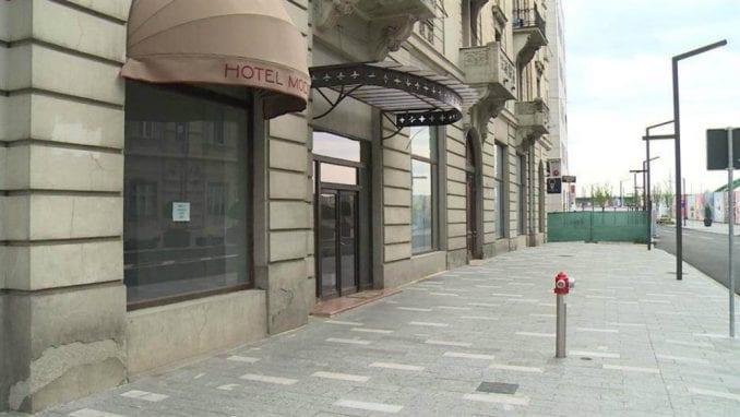 Postupak protiv policajca koji nije reagovao na poziv iz hotela Bristol 1