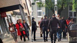 Uhapšeni predsednik i rukovodstvo opštine Požega 2
