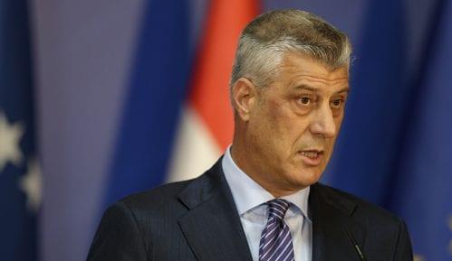 Tači: U dijalog bez uslova da se uključe SAD, carine Srbiji pravedne i ostaju 15