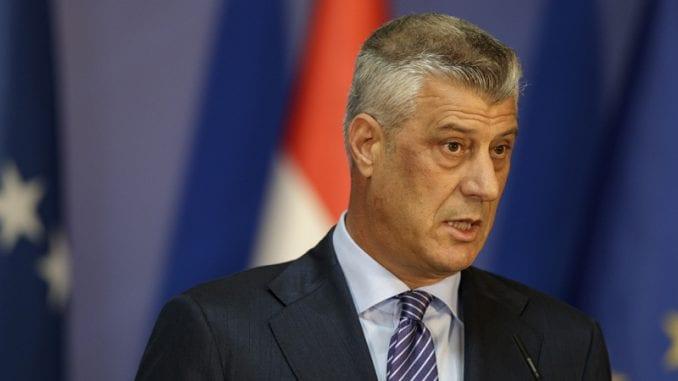 Tači: U dijalog bez uslova da se uključe SAD, carine Srbiji pravedne i ostaju 3