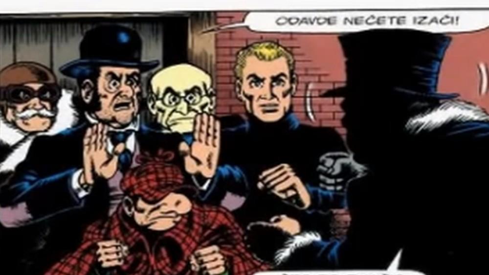 Pravi fenomen stripa Alan Ford u zemljama bivše Jugoslavije 1
