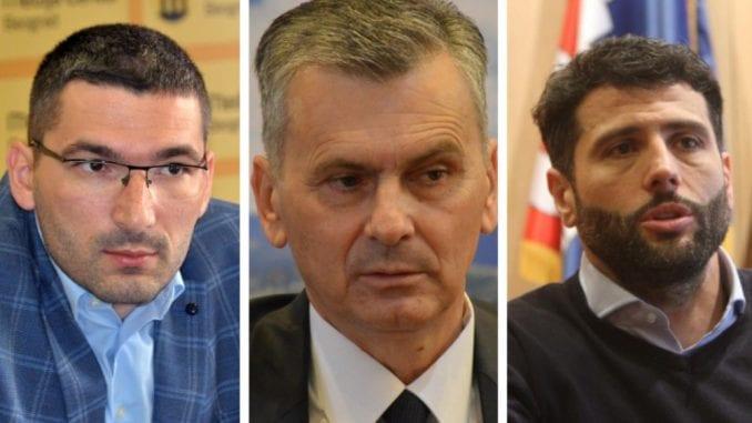 Šapić, Stamatović i Parović se udružuju u desni blok? 3