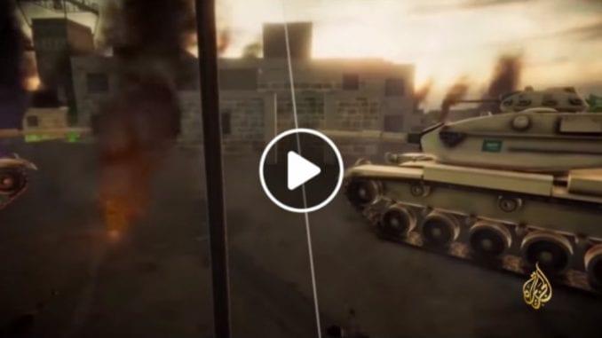 U saudijskoj video igri prikazana simulacija opšteg napada na Iran 4
