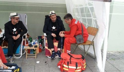 Jedan od fantoma koji štrajkuju glađu hitno upućen u bolnicu 1