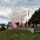 SPO: Četnici Sever nasrtali na članove stranke i palili njenu zastavu na Ravnoj gori 2
