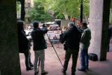 Naprednjaci protestovali ispred opštine Stari grad 4