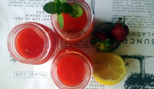 Jagoda i limun za detoksikaciju (recept) 8