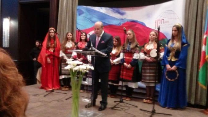 Obeležen Dan Republike Azerbejdžan 1