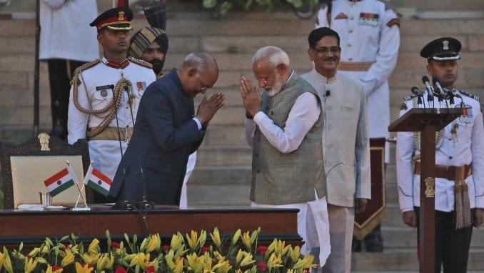 Indijski premijer imenovao novu vladu 2