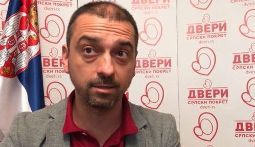 MUP o incidentu sa Šešeljevim vozačem: Tužilaštvu dostavljeni snimci 1