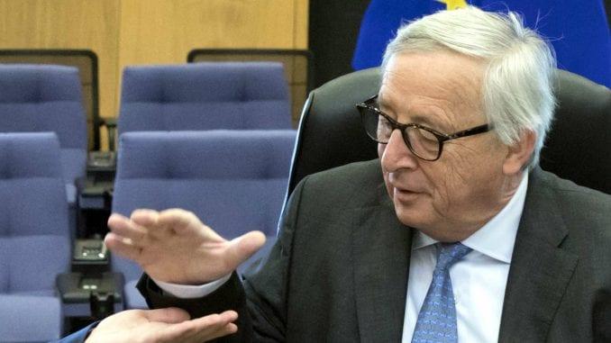 Junker: U narednim danima pregovori o Džonsonovom predlogu za sporazum o Bregzitu 2