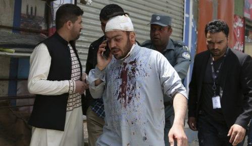 Devet povređenih u napadu talibana u Kabulu 15