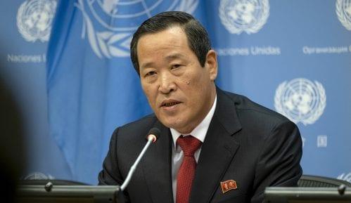 Pjongjang upozorava Vašington na posledice zbog zaplenjenog broda 1