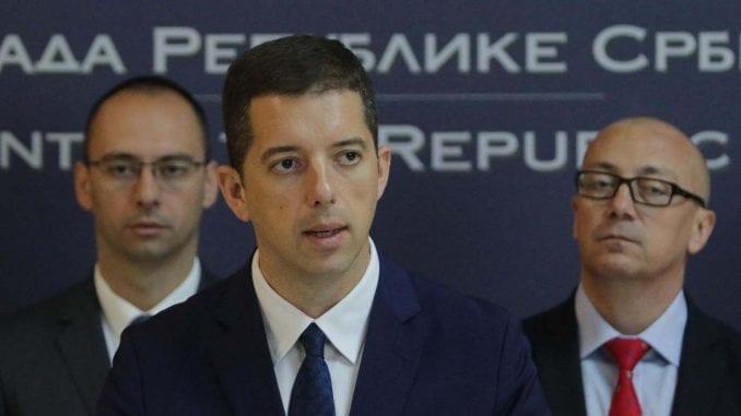 Đurić: Ne može Priština da određuje ko će predstavljati srpsku stranu u dijalogu 1