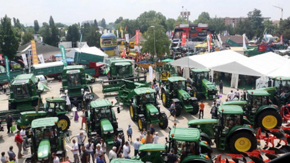 Međunarodni poljoprivredni sajam u Novom Sadu 11. maja 1