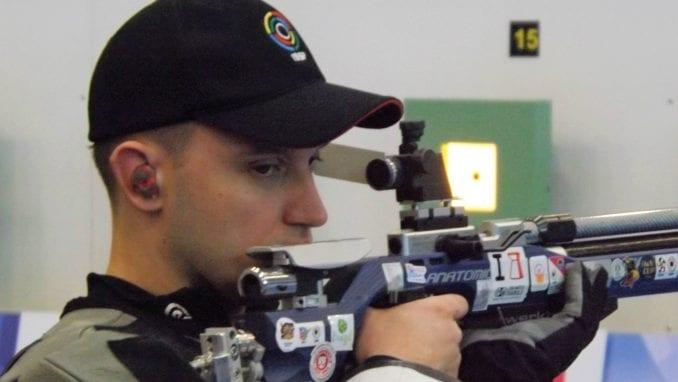 Stefanović pogodio treću olimpijsku kvotu za srpsko streljaštvo 1