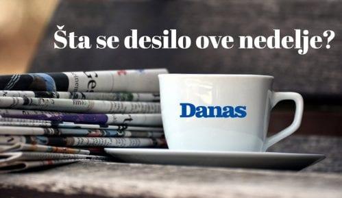 Dačić i Čitaku na sednici SB glavna tema prethodne nedelje (VIDEO) 5