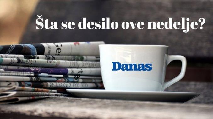 Dačić i Čitaku na sednici SB glavna tema prethodne nedelje (VIDEO) 2