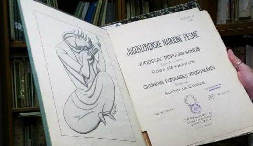 Noć muzeja: Šostakovičeva posveta i Meštrovićeva ilustracija 10