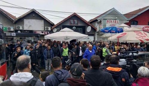 Završen protest ispred pekare u Borči uz poruku da više neće biti okupljanja 2