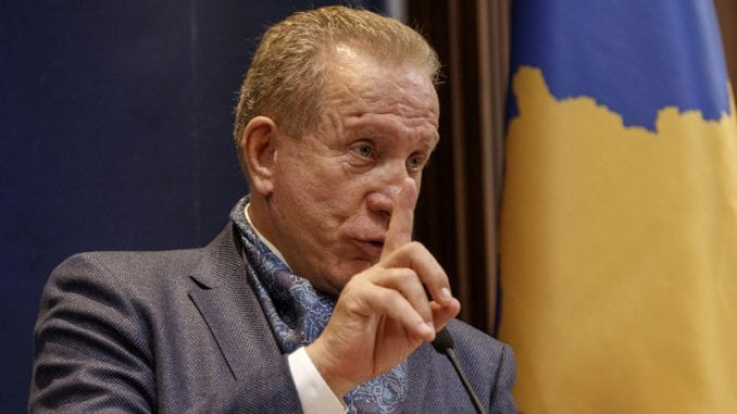 Pacoli proglasio Handkea nepoželjnom osobom na Kosovu 2