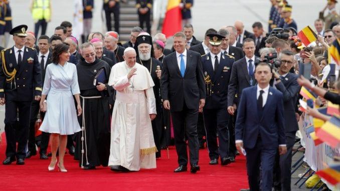 Papa u Rumuniji u cilju jačanja dijaloga sa pravoslavcima 1