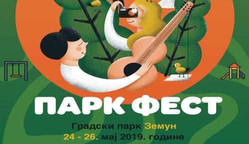 """Park fest"" od danas do 26. maja u Zemunu 11"