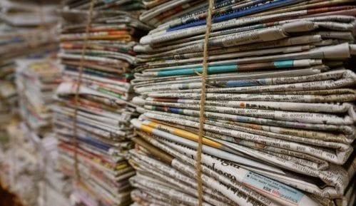 UNS: Listovima koji prednjače u kršenju Kodeksa novinara oko 220.000 evra na medijskim konkursima 2