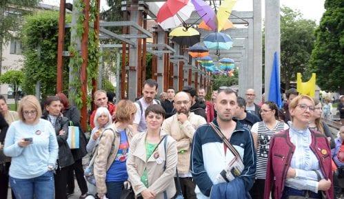 Protest u Požegi: Hoćemo da budemo slobodni građani 9
