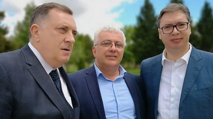 Mandić na video konferenciji sa  Vučićem: Crnogorska vlast vuče zemlju ka građanskim sukobima 2
