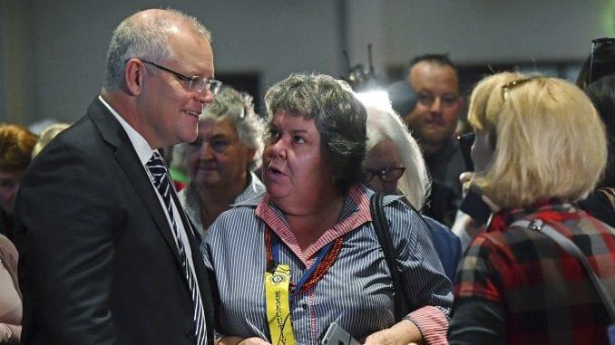 Australijski premijer pogođen jajetom u glavu 1