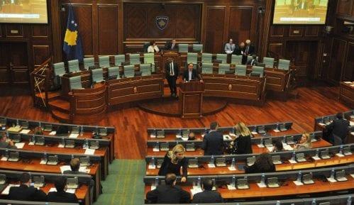 Sednica o opozivu Vlade Kosova 7