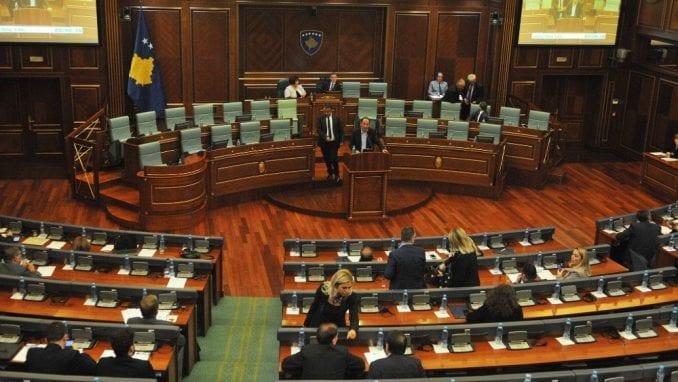 Osmani raspustila Skupštinu Kosova i raspisala prevremene izbore za 14. februar 3