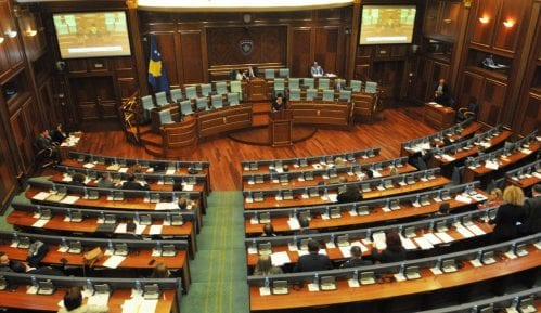Vanredna sednica Skupštine Kosova o deportaciji šest turskih državljana 12