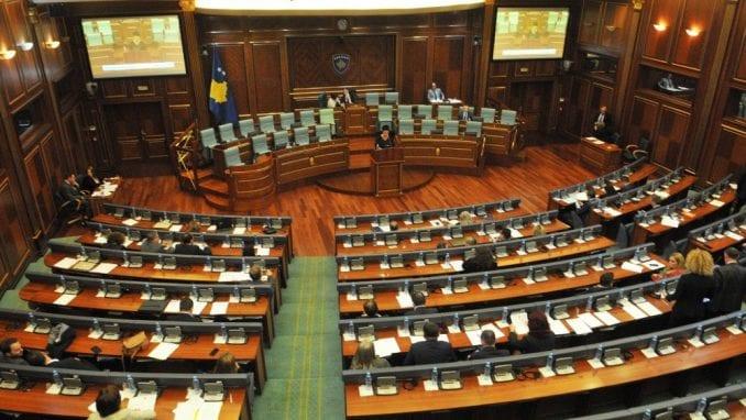 Konstitutivna sednica Skupštine Kosova može trajati mesecima 3