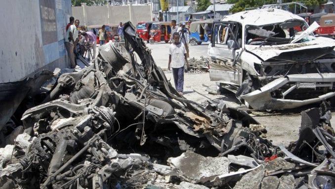 Somalija: Najmanje devet mrtvih u bombaškom napadu 3