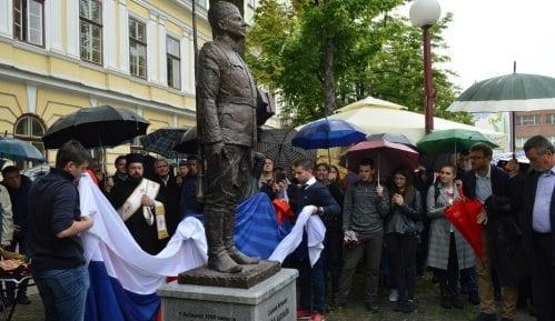 Otkriven spomenik borcima bataljona 1300 kaplara u Užicu 10