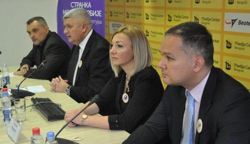 Stranka moderne Srbije najavila da će učestvovati u predizbornom dijalogu 4