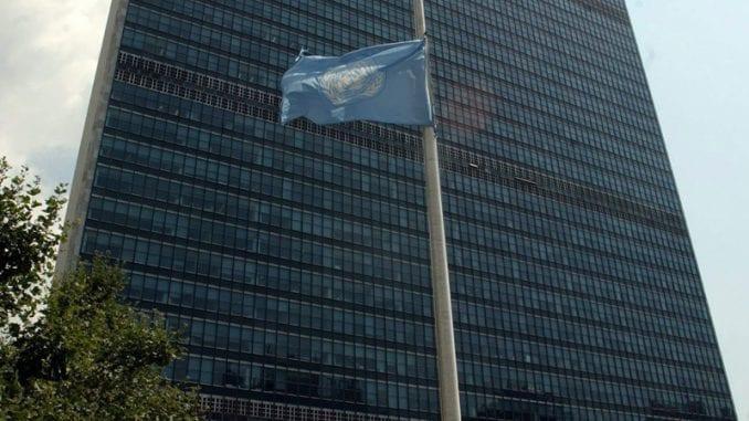 UN podržavaju rešenje bliskoistočnog sukoba po modelu dve države, Trampov plan ne pominju 1